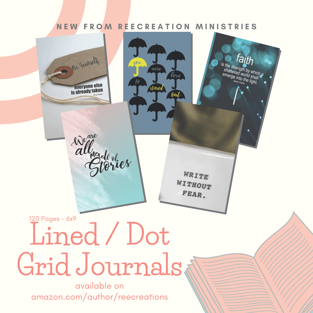 120 page lined / dot grid journal