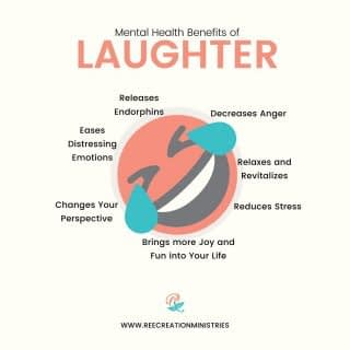 "When was the last time you had a good laugh? Are you aware of these mental health benefits of laughter? ⁠ ⁠ ""Laughter has a way of instantly connecting people and is one of the most basic and fundamental ways in which we communicate as human beings. But more than that - laughter can increase confidence, self-esteem, creativity, positivity, and resilience, bring positive changes to all aspects of our lives."" - Joe Bluette ""Laughter Consultant""⁠ ⁠ I hope something makes you laugh today.⁠ .⁠ .⁠ .⁠ .⁠ #InternationalMomentOfLaughterDay #LaugtherIsTheBestMedicine #Laughter #Laugh #BenefitsOfLaughter #MentalHealthBenefitsOfLaughter #MentalHealth #MentalWellness #FaithAndMentalHealth #MentalHealthAwareness #Depression #Anxiety #ChristianMentalHealth #LifeWithPurpose #DreamCreateInspire"