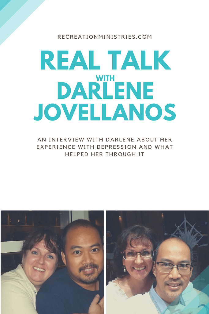 Real Talk with Darlene Jovellanos