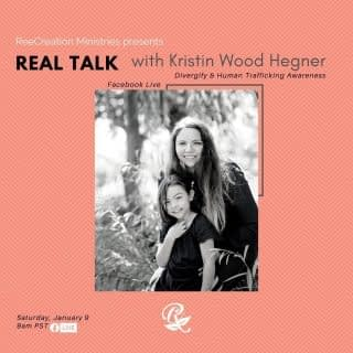 January is National Human Trafficking Awareness Month.⁠ ⁠ Join me as I continue the conversation on Human Trafficking this Saturday, Jan, 9 at 9 am PST (12 pm EST) with Kristin Wood-Hegner. Kristin is the founder of @divergify where she shares her story and how she navigates aspects of her life and family that deviate from the norm and depart from societal expectations.⁠ ⁠ She joins me on this interview to share her knowledge regarding  Human Trafficking which comes from her experiences working in places like Ghana, India, and here in the United States.⁠ .⁠ .⁠ .⁠ .⁠ #NationalHumanTraffickingAwareness #Dressember #UntilAllAreFree #EndHumanTrafficking #BreakTheChains #EndModernDaySlavery #EndItMovement #AbolishSlavery #DressForACause #YouCanDoAnythingInADress #ItsBiggerThanADress #HumanTraffickingAwareness #DressemberAdvocate #NotForSale #LifeWithPurpose #FaithAndMentalHealth #DreamCreateInspire #ReeCreationMinsitries