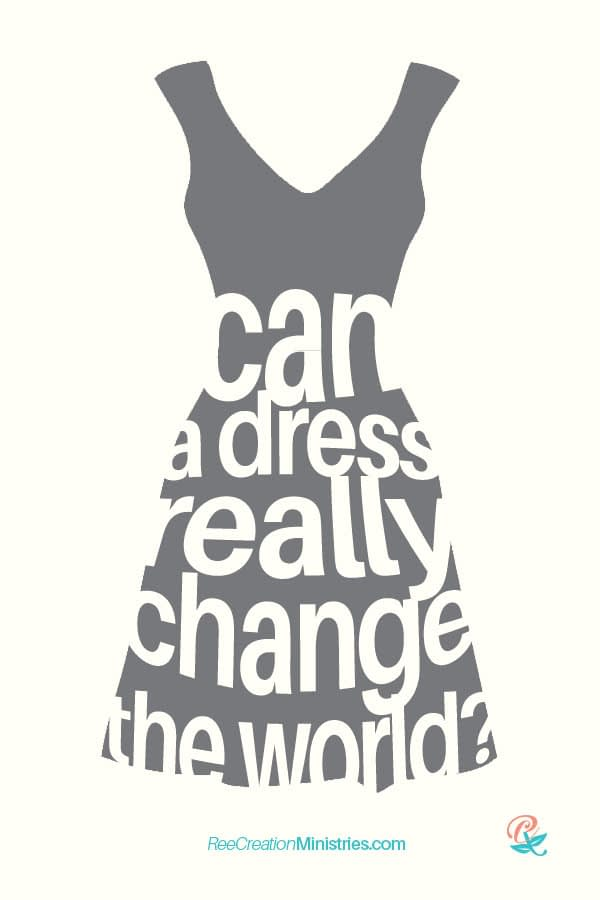 Dressember, can a dress really change the world?