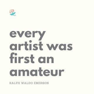 """I always say you don't have to consider yourself an artist to engage in Heart to Art or Healing through Art exercises. But if your lack of art skills is what is keeping you from engaging in any type of art - just remember that """"every artist was first an amateur."""" No great artist today was considered great right from the beginning. Some artists didn't even get recognized until after their time. Yet that did not stop them from creating.   It's about just going for it, taking the time to learn and develop the skills, and keep at it, and it is then you will see improvement. Whether or not you want to call yourself an artist - I believe everyone can create!  That is what I had in mind when I put together my new book - Heart to Art: A 30 Day Art Journaling Experience. A way to allow anyone (artists or not)  the space and opportunity to express their deepest thoughts, emotions, memories in a creative way.  Learn more at my Heart to Art Book Launch Group (see link in bio) . . . . #HealingThroughArt #HeartToArt #HeartToArtBook #BookLaunch #VirtualBook Launch #HeartToArtBookLaunch #TherapeuticArt #ArtTherapy #TraumaHealing #HealingJourney #NewHope #HopeForNewBeginnings #Depression #Anxiety #ChristianMentalHealth #LifeWithPurpose #FaithAndMentalHealth #FatithAndMentalHealthJourney #MentalHealthAwareness #IdentityInChrist #DreamCreateInspire #ReeCreationMinistries #ChristianLiving #ChristianWomenBloggers #christianwomenbloggersofinstagram #ChristianEncouragement #ChristianInspiration #FaithJourney #FaithInspired #BibleTruth"""