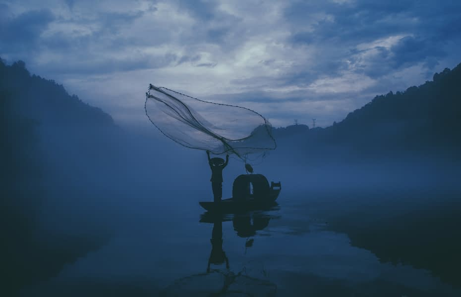 Transformation: A Fisherman's Encounter With Jesus Part 2
