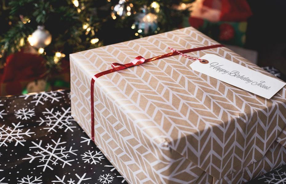 Happy Birthday Jesus - A Christmas Refleciton